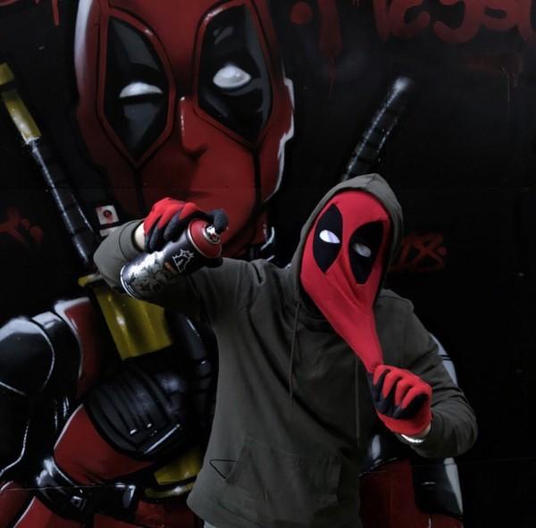 Знак X #Arton293 X Deadpool